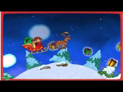 Dora the Explorer Free Games - Christmas Carol Adventure - Part 3 HD