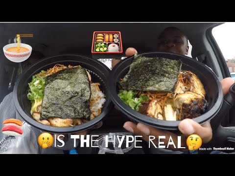 Urban Ramen Food Review!!! | Telling the truth | MAM EATING SHOW |