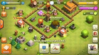 Clash Of Clans Yeni Köy Yeni Güzellik (3.Bölüm)