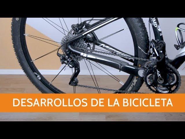Desarrollos de la bicicleta