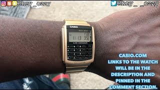 Casio Calculator Watch Review (Casio CA506G-9AVT Watch Review)