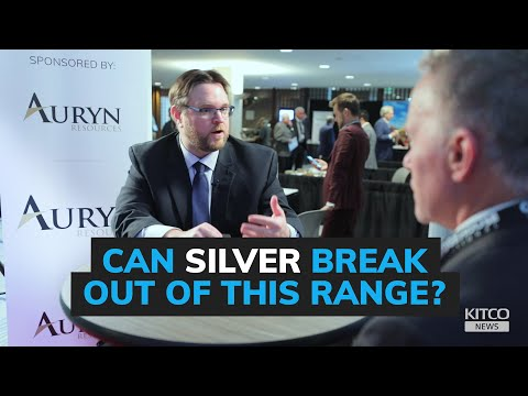 What's needed for a silver breakthrough ? Morgan Report says it's coming