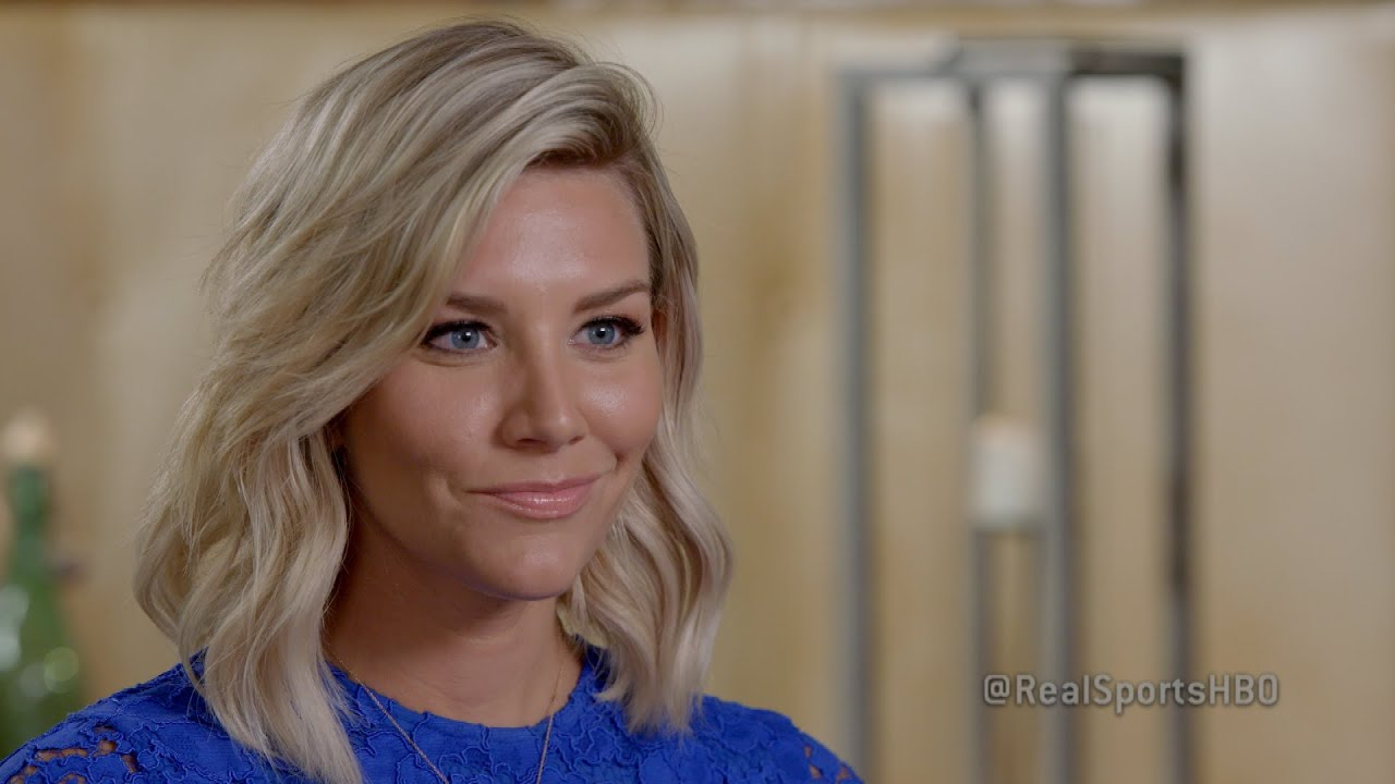 Fox Sports Reporter Charissa Thompson Talks About A Makeover Backlash Hbo Youtube