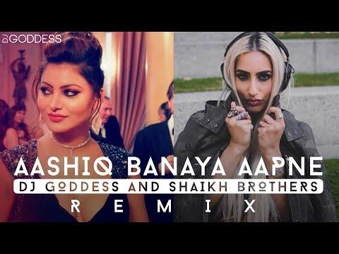 Aashiq Banaya Aapne   Hate Story IV   Neha Kakkar   Himesh R  DJ Goddess & Shaikh Brothers Remix
