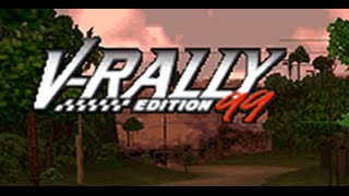 Nintendo 64 Longplay [040] V-Rally Edition