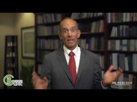 Dr  Mercola- Improving Your Whole Food Diet with Organic Greens