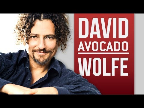 DAVID AVOCADO WOLFE - PLANT ENERGY - PART 1/2 | London Real