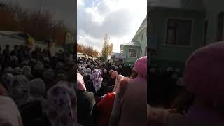 Муаз ибн Жаббал  медресесинин Жоро кызы Шарофат атындагы кыздар болумунун ачылышында  суйлогон