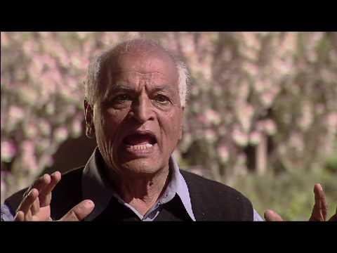 Satish Kumar on the Origins of the Problem
