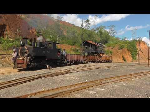 Burma Mines Railway 2013 Part 1 Of 4
