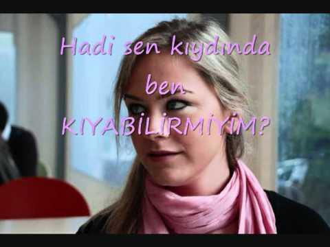 Gökçe Kırgız -Kıyabilirmiyim (studio version)