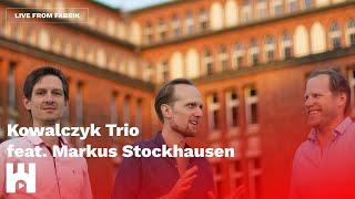 Live - Kowalczyk Trio feat. Markus Stockhausen - hamburg.stream