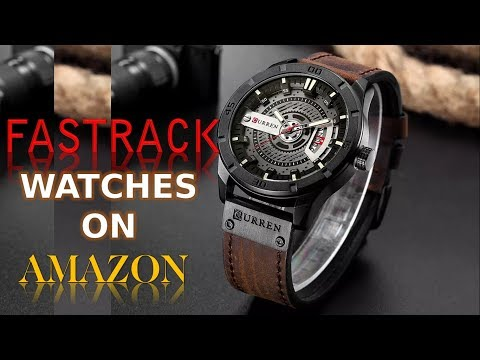 Best Watches For Men | Fastrack Watch For Men | Fastrack | Watch