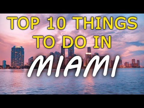 Top 10 Things to Do in Miami, Florida | Attractions