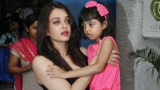Aaradhya Bachchan SPOTTED at A Birthday Bash
