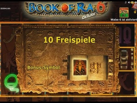 book of ra 6 free spins
