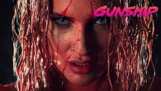 Video GUNSHIP - Dark All Day (feat. Tim Cappello and Indiana) [Official Music Video] download MP3, 3GP, MP4, WEBM, AVI, FLV Agustus 2018