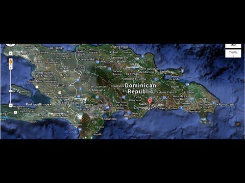 Man VS. Google Maps in the Dominican Republic - YouTube