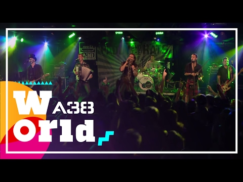 Paddy and the Rats - Ghost From The Barrow // Live 2012 // A38 World