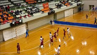 ハンドボール愛媛県高等学校1年生大会2018/松山北 vs 新居浜工業