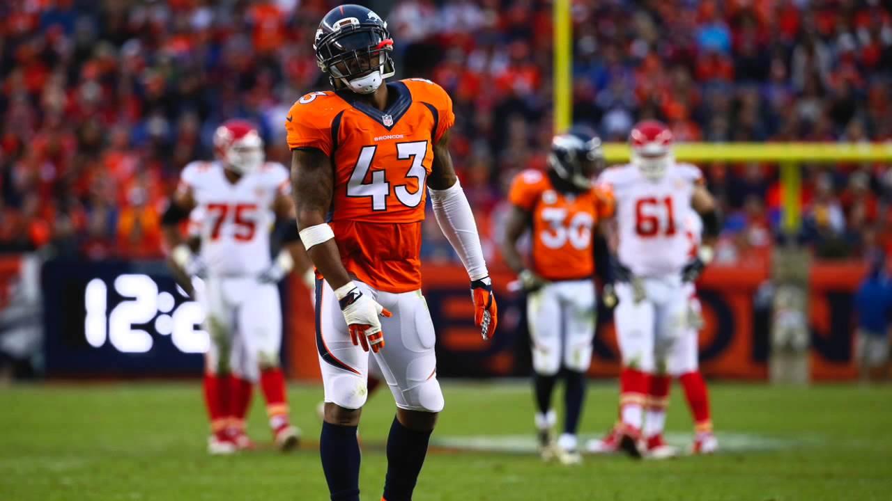 Why didn t Broncos TJ Ward suspended