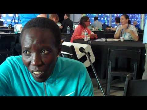 Edna Kiplagat Say She's Not Intimidated by Mary Keitany's 2:17, Ready for New York Marathon