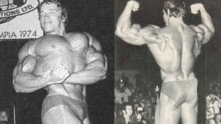 1974: Arnold's Biggest Physique EVER