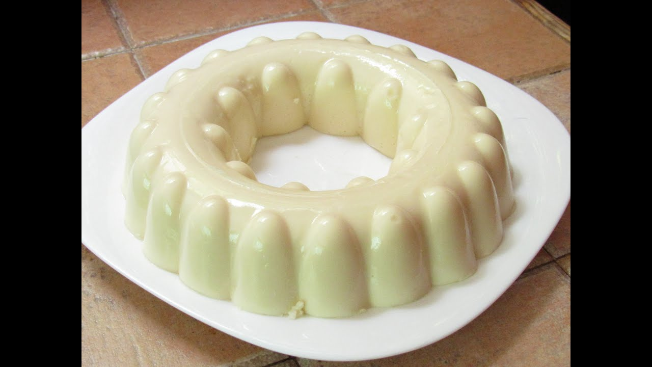 Gelatina de lechera o leche condensada fabi cea youtube - Gelatina leche condensada ...