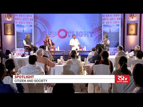 Spotlight on 'Citizen and Society'