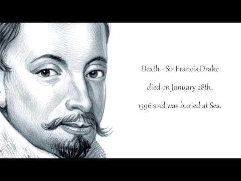 Sir Francis Drake Elizabethan Era Video