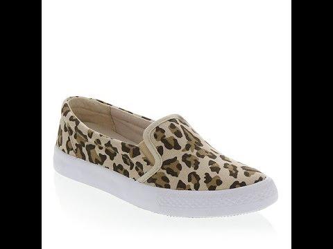 Betsey Johnson Amira Printed Slipon Sneaker