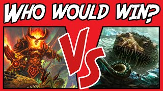 Burning Legion vs Old Gods - Who Would Win? - (Warcraft Versus) #8