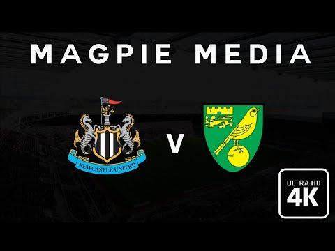 Newcastle 4-3 Norwich - HD HIGHLIGHTS