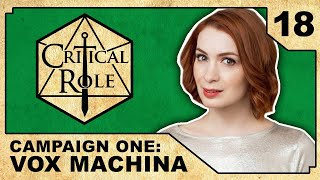 Trial of the Take - Critical Role RPG Show: Episode 18