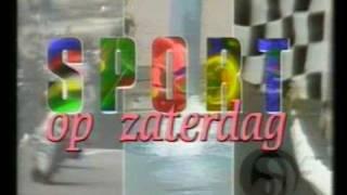 BRT TV1 - Sport op Zaterdag, met Frank Raes (zaterdag 31 maart 1990)