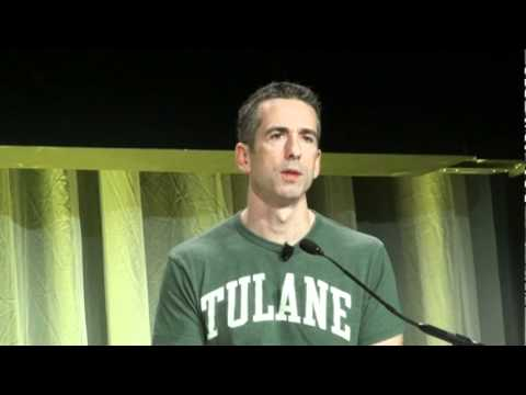 Dan Savage speaks at Ohio Etech Conference