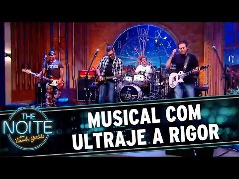 The Noite (12/05/16) - Musical com Ultraje a Rigor