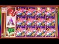 ** WIFE's SUPER BIG WIN on VEGAS FORTUNE ** SLOT LOVER **