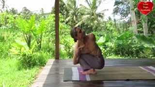 Pashasana (noose posture)