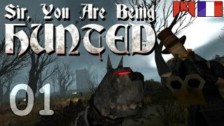 Sir, You Are Being Hunted - Gameplay FR 01 - Prise en main et premiers décès