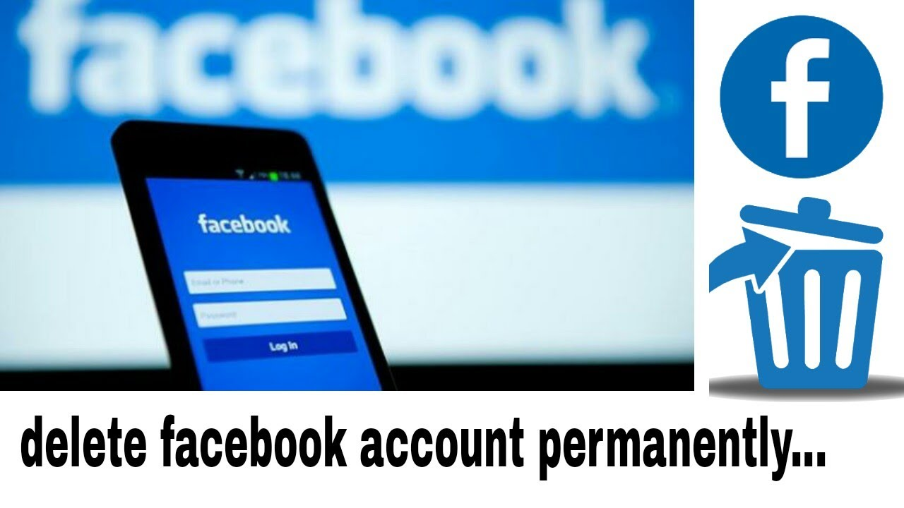 How To Delete Facebook Account - 85.8KB