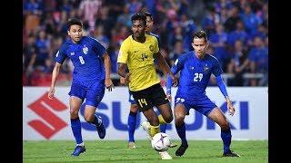 Thailand 2-2 Malaysia (AFF Suzuki Cup 2018 : Semi-finals 2nd Leg)