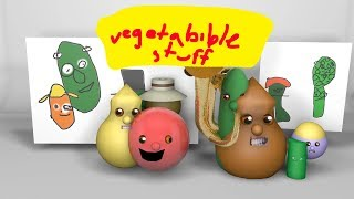 Homemade Intros: VeggieTales