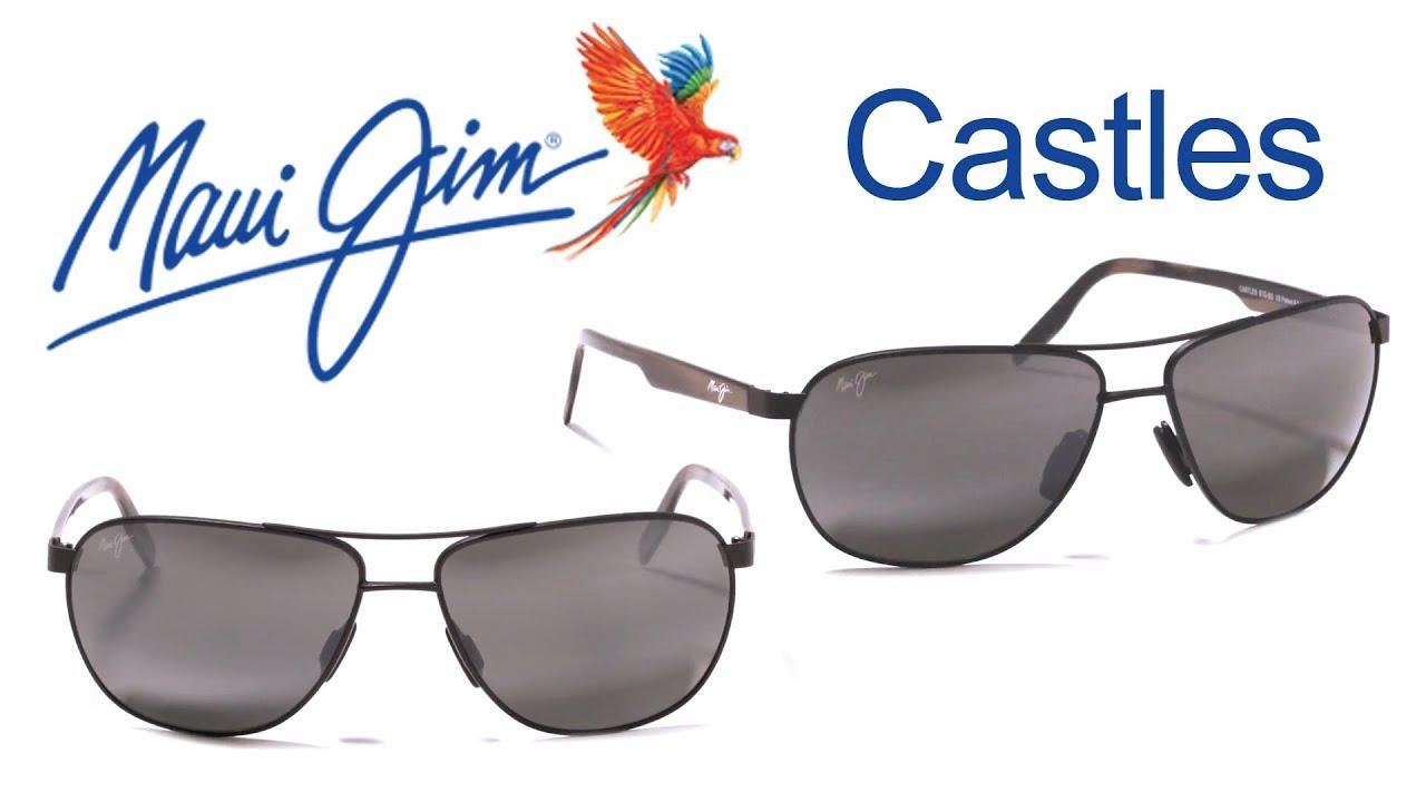 b7c464768ab03 Maui Jim Castles Polarised Sunglasses - Selectspecs.com - YouTube