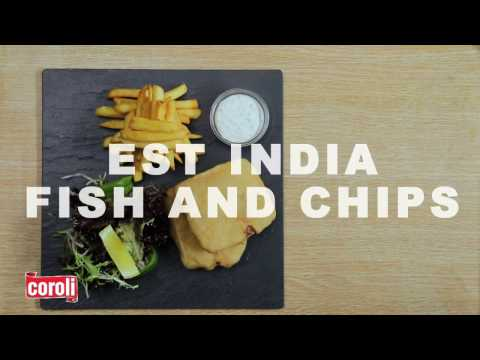 Est India Fish and chips Revised