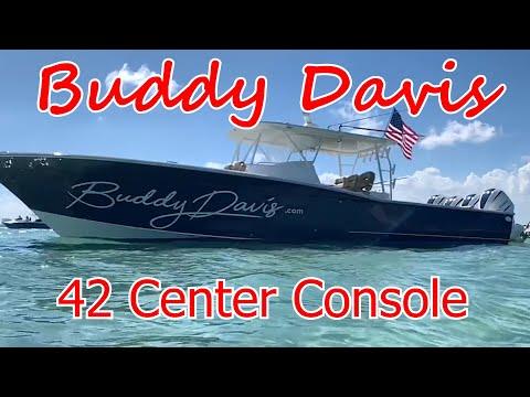 Buddy Davis 42 Center Console Walk-Through