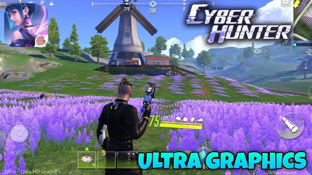 cyber hunter_CYBER HUNTER - ANDROID GAMEPLAY (ULTRA GRAPHICS) - YouTube