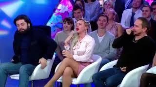 Сара Окс в ток шоу Дом 2