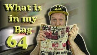 what is in my bag 64 die wochenvorschau