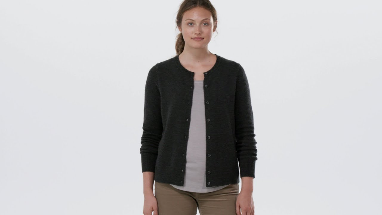 82e256b0 Patagonia Women's Recycled Cashmere Cardigan